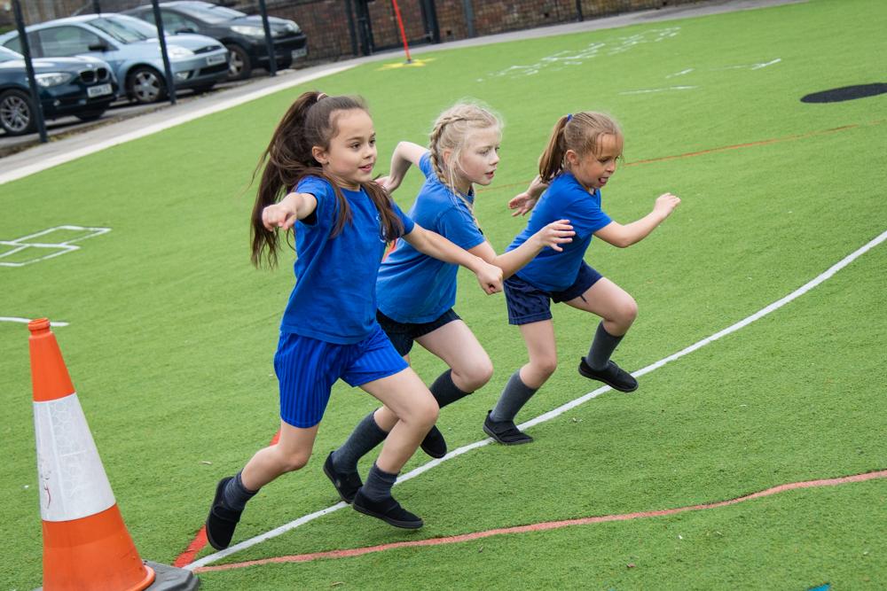School Sports Day!