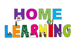 Home Learning – WB 29.06.20