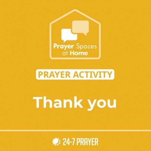 Prayer At Home